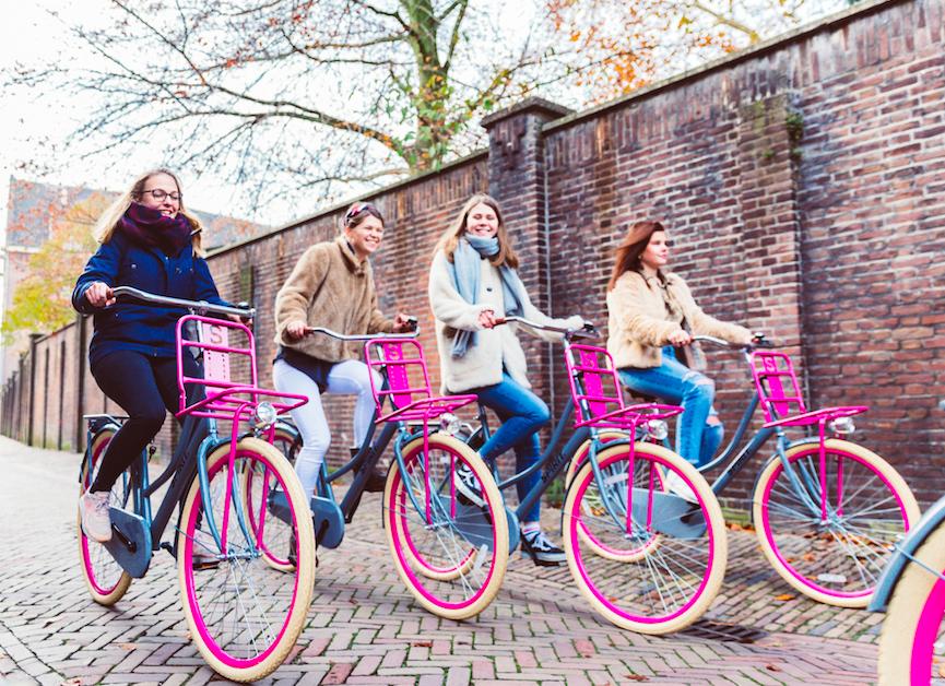 rent a bike fiets huren den Bosch